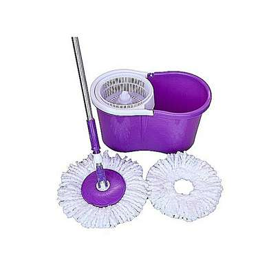 Magic spin mop image 1