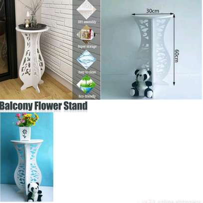 BALCONY FLOWER STAND image 1