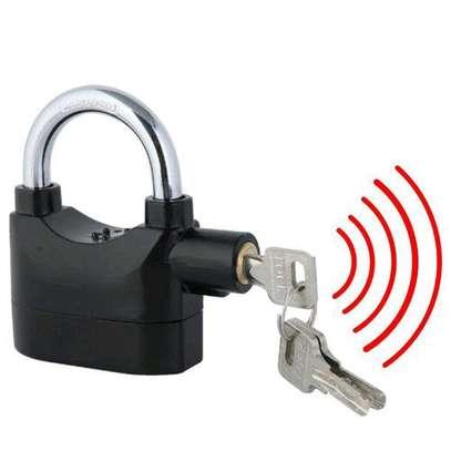 alarm padlock image 4