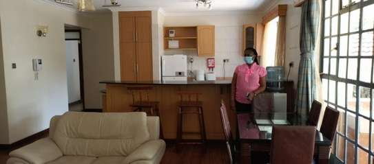 2 bedroom apartment for rent in Milimani image 2