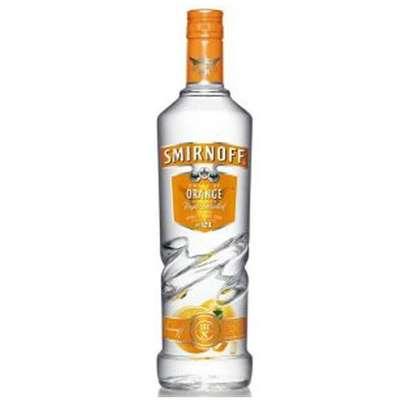 Smirnoff Orange Vodka - 1000ml image 1