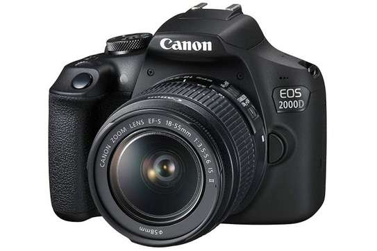 NEW CANON EOS 2000D/REBEL T7 24.0 MEGAPIXELS