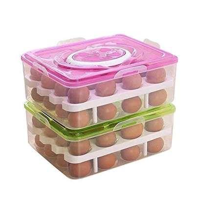 *32pcs Egg storage box* image 1