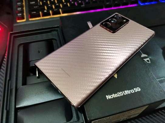 Samsung Galaxy Note 20 Ultra 512 Gigabytes Gold image 3