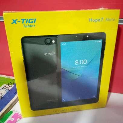 X-tigi 7 Inch Tablets 32gb 1gb ram, Xtigi Hope 7 Max(Dual sim) image 1