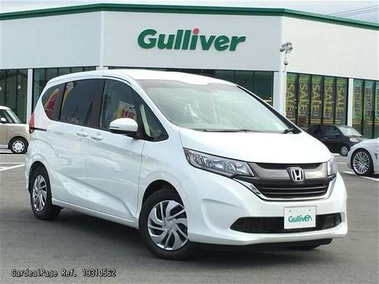 Honda Freed image 1