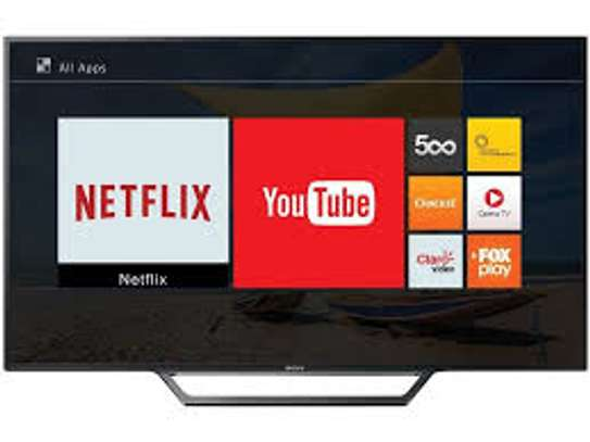 Sony 40 Inch Smart TV, 40W650D image 1