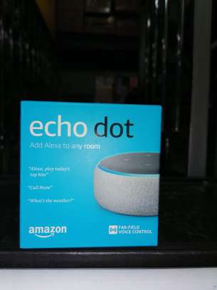 Echo Dot (3rd Gen) - Smart speaker with Alexa image 1