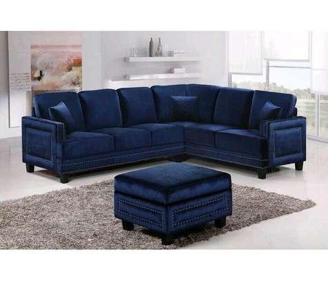 Modern Sofas/L shaped sofas/five seater sofa image 1