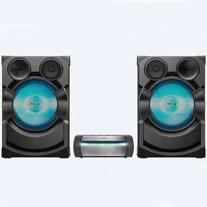 Sony (SHAKE-X70D) High Power Home Audio System with DVD image 1