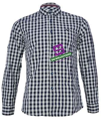 Slim Fit Long Sleeved Shirts For Men