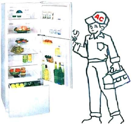 Refrigerator Repair, Dishwasher Repair, Washer & Dryer Repair, HVAC Repair image 6
