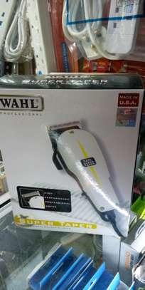 Wahl Profesional Super Taper Shaving Machine image 1