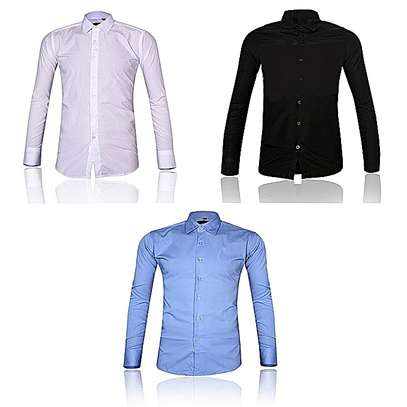 3 Pack Of Official Men Shirts image 1