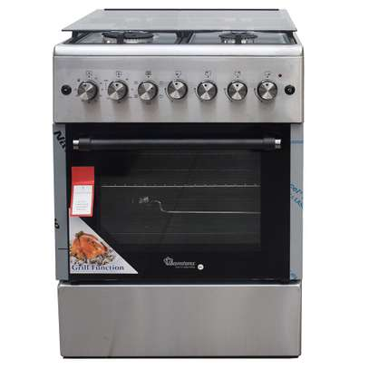 RAMTONS 4GAS+ELECTRIC OVEN 60X60 STAINLESS STEEL COOKER- RF/492 image 4