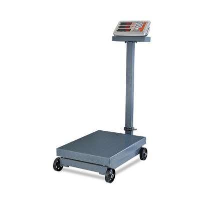 Stainless Steel Electronic Digital Weighing Computing Price Platform Scale image 1