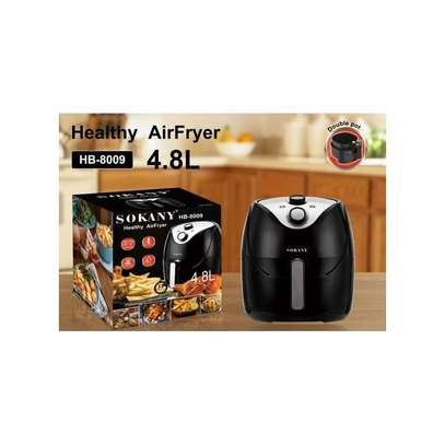 Sokany Double Pot Healthy Air Fryer image 2