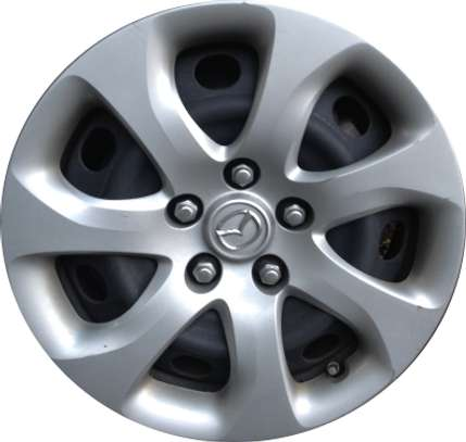 "Original EX Japan wheel caps for all models sizes 14"" 15"" 16"" image 2"