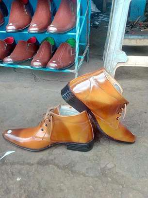 Wsalome leather shoes