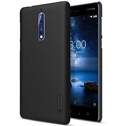 NILLKIN Super Frosted Shield Back Cover For Nokia 8 image 3
