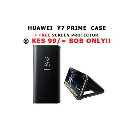 Huawei Y7 PRIME Case + Free Screen Protector image 2