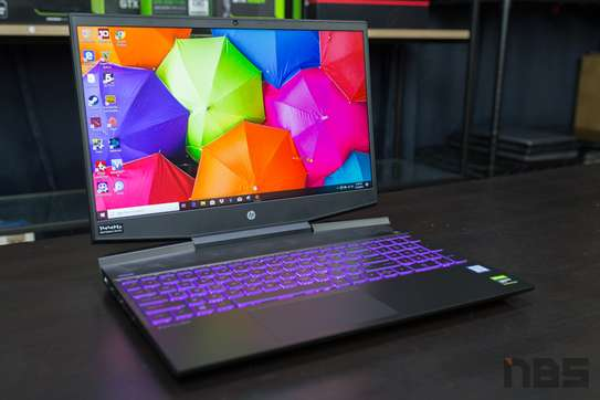 Hp pavilion Gaming 2019  Core i7 with dedicated nvidia graphics 1070