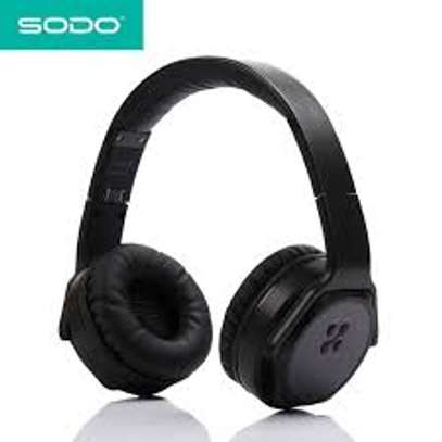 SODO MH3 Bluetooth Headphones