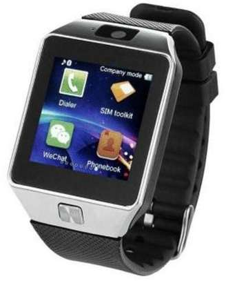 DZ09 Smart Watch Phone GSM NFC Camera Wrist Watch SIM Card Smartwatch for Samsung Android Phone image 1
