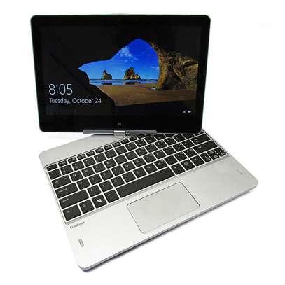 HP Elitebook revolve 810G1 Corei5 laptop+free laptop sleeve+kaspersky antivirus image 1