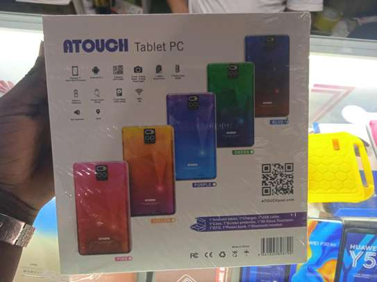 32gb 3gb ram Tablets  with 4G network 7 inch display+Delivery image 2