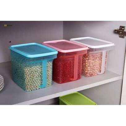 Cereal Storage Container-2pcs image 2