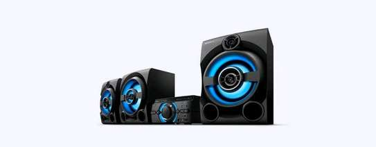 Sony MHC-M80D High Power Audio System image 1