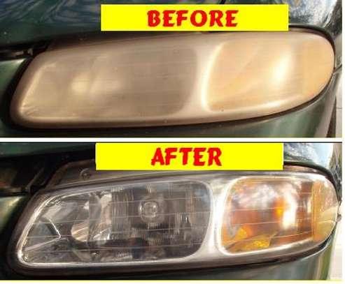 Car Headlights HeadLamps Restoration Machine Kit image 4