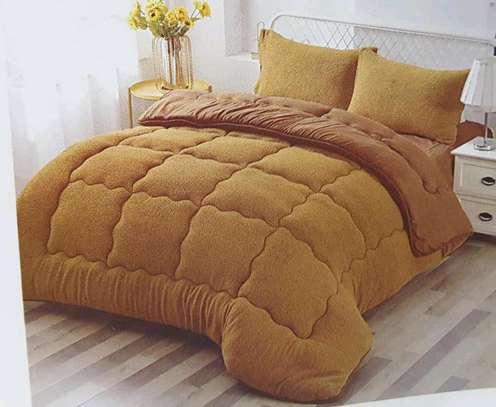 Plain woollen duvet image 3