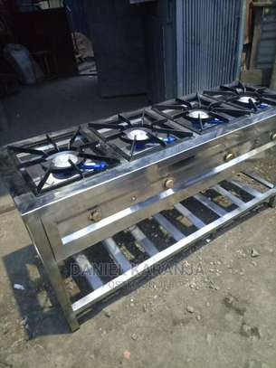 Stainless Steel Gas Burners image 4
