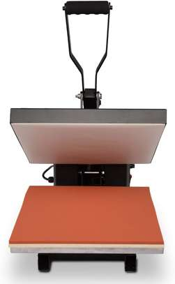 Digital Flatbed heat press image transfer machine image 1