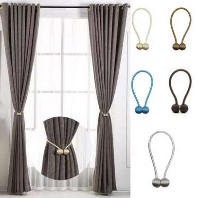 CURTAIN HOLDERS / MAGNETIC CURTAIN HOLDERS image 1