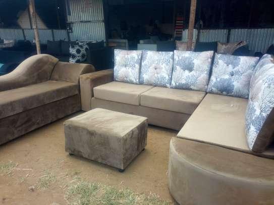 L Shape Sofa plus Sofa Bed