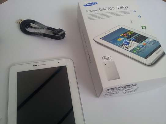 SAMSUNG 7.1 INCHES TABLET WITH SIMCARD  4G image 2