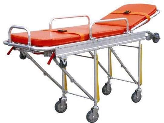 Ambulance stretcher image 1