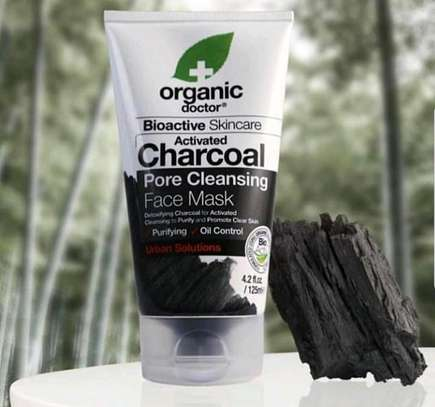 Dr.Organic Activated Charcoal Face Mask
