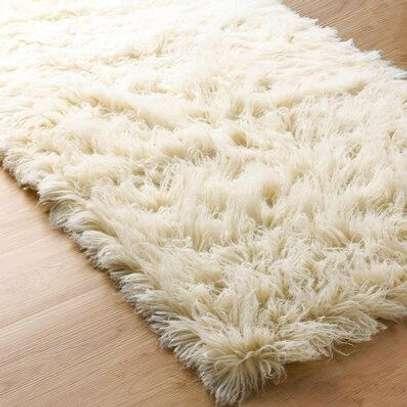 5*8 Soft Fluffy Turkish Carpet image 1
