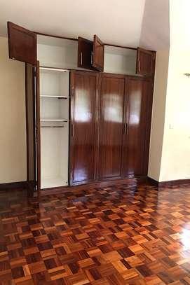 4 bedroom house for rent in Karen image 8