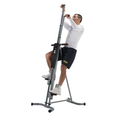Vertical Climber Total Home Gym Stepper Climber.
