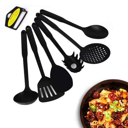 Non-Stick Cooking & Serving Spoons