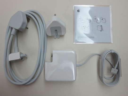 Apple Macbook Air MagSafe 2 45Watt Power Adapter Charger image 2