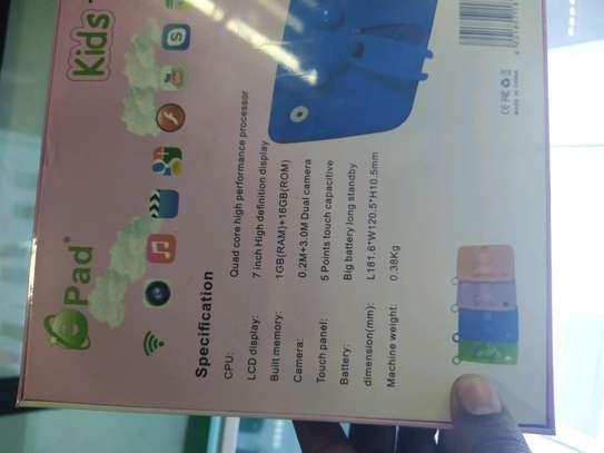 Kids tablet image 2