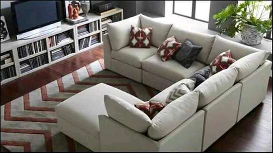 Sofa sets of 7 seater image 1