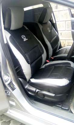 Wipeable car seat covers image 2