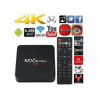 Mxq Pro - 2GB RAM - 16GB ROM - 4K - Android 7.1 MXQ image 4
